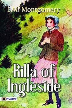Rilla of Ingleside book cover