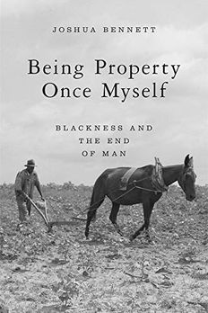 Being Property Once Myself book cover