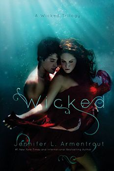Wicked book cover