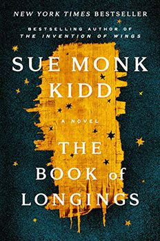 The Book of Longings book cover