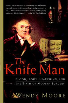 The Knife Man book cover