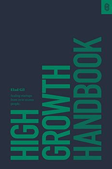 High Growth Handbook book cover