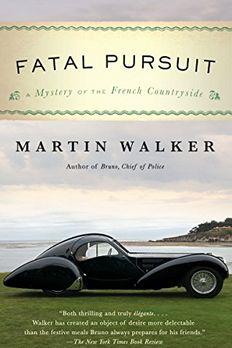 Fatal Pursuit book cover
