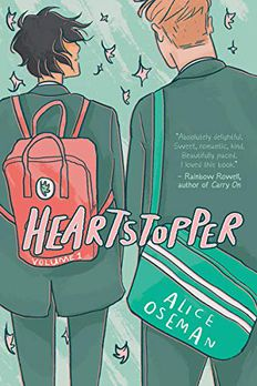 Heartstopper book cover