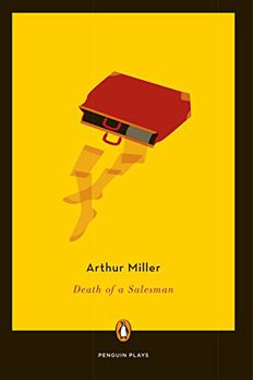 Death of a Salesman book cover