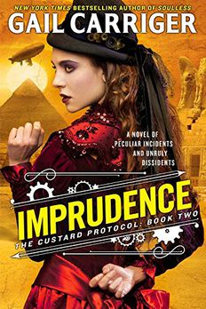 Imprudence book cover