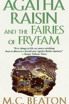 Agatha Raisin and the Fairies of Fryfam book cover