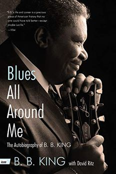 Blues All Around Me book cover