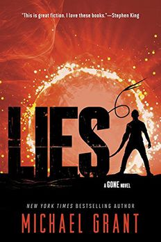 Lies book cover
