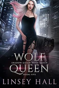 Wolf Queen book cover