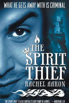The Spirit Thief book cover
