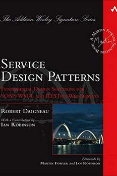 Service Design Patterns book cover