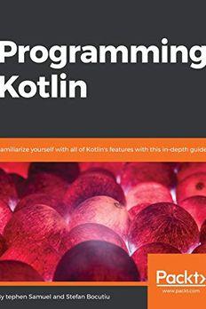Programming Kotlin book cover