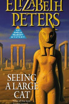 Seeing a Large Cat book cover