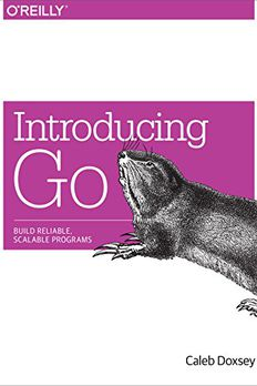 Introducing Go book cover