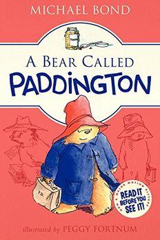 A Bear Called Paddington book cover