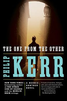 The One from the Other book cover