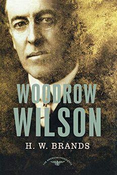 Woodrow Wilson book cover