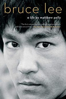 Bruce Lee book cover
