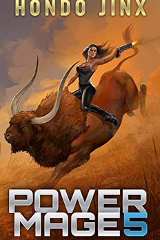 Power Mage 5 book cover