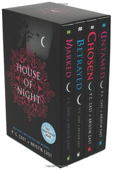 House of Night, Books 1-4 book cover