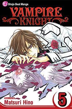 Vampire Knight, Vol. 5 book cover