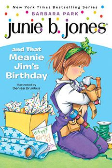 Junie B. Jones and That Meanie Jim's Birthday book cover