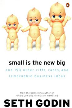 Small Is the New Big book cover