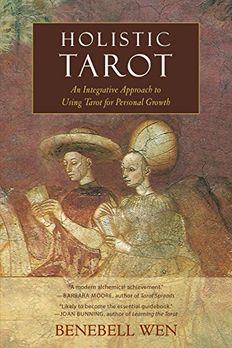 Holistic Tarot book cover
