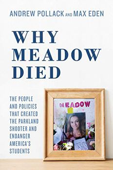 Why Meadow Died book cover