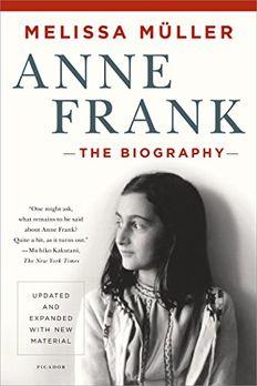 Anne Frank book cover