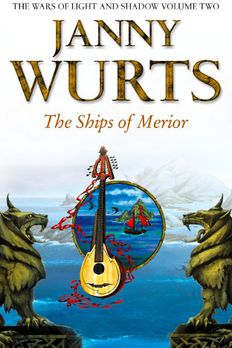 The Ships of Merior book cover
