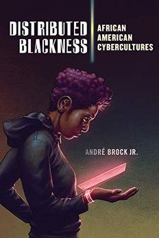 Distributed Blackness book cover