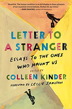 Letter to a Stranger book cover