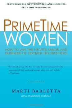 PrimeTime Women book cover