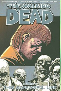 The Walking Dead, Vol. 6 book cover