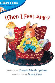 When I Feel Angry book cover
