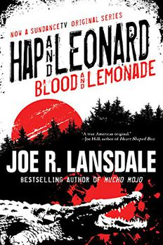 Blood and Lemonade book cover
