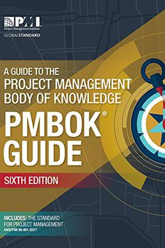 A Guide to the Project Management Body of Knowledge book cover