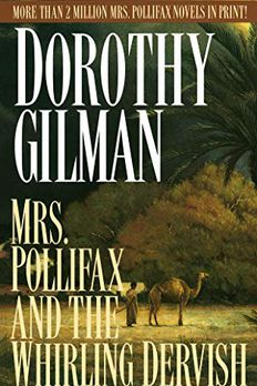 Mrs. Pollifax and the Whirling Dervish book cover