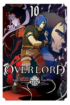 Overlord Manga, Vol. 10 book cover