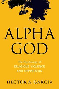 Alpha God book cover