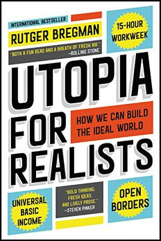 Utopia for Realists book cover