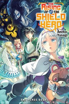 The Rising of the Shield Hero Volume 11 book cover