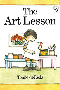 The Art Lesson book cover