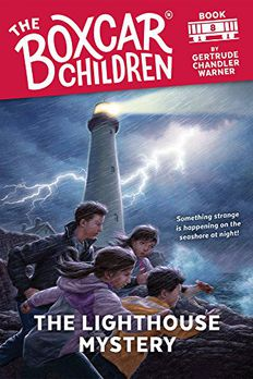 The Lighthouse Mystery book cover