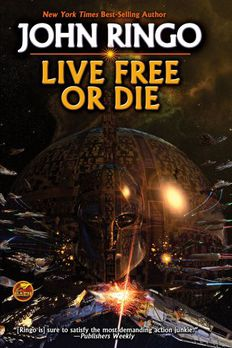 Live Free or Die book cover