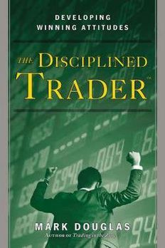 The Disciplined Trader  book cover