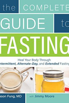The Complete Guide to Fasting book cover
