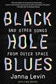 Black Hole Blues and Other Songs from Outer Space book cover